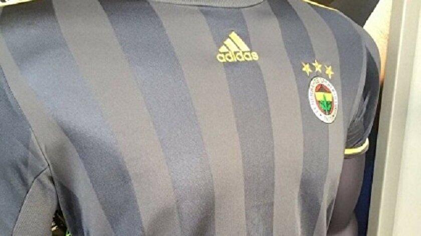 Fenerbahçenin 2016-2017 sezonu formaları tanıtıldı