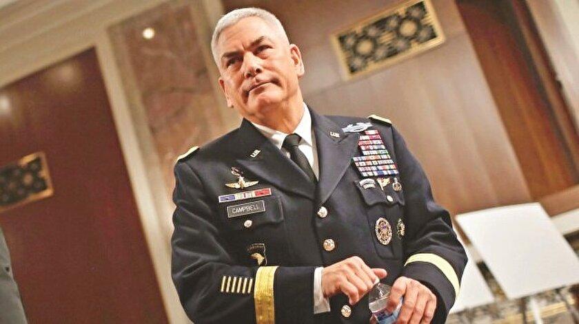 Kalkışmayı yöneten ABD'li komutan