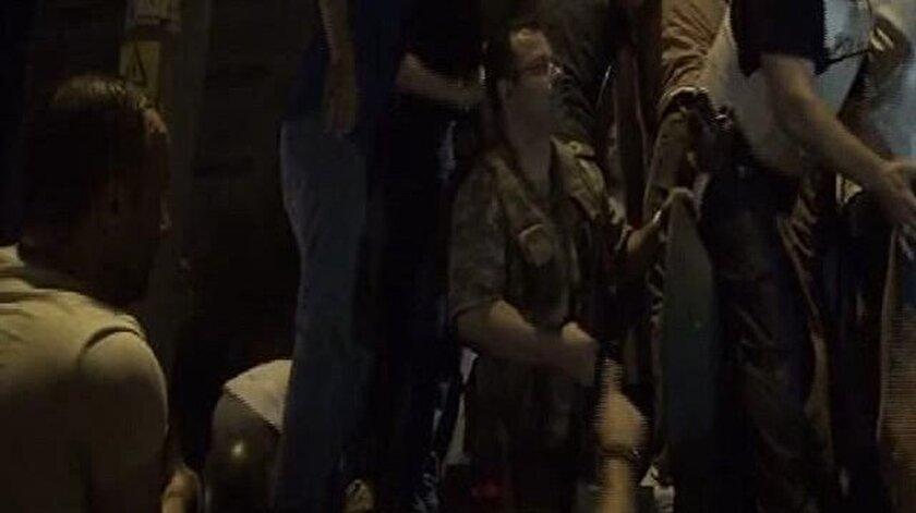 FETÖnün kamuflajlı emniyet müdürü intihar etti