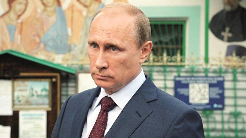 Rus Devlet Başkanı Vladimir Putin