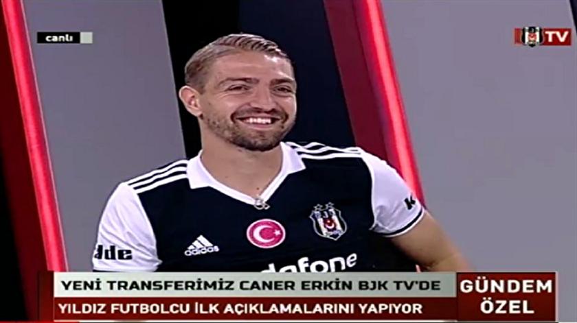 Caner Erkinden Fenerbahçelilere büyük tepki