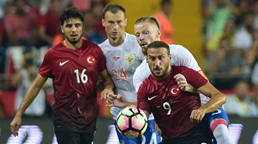 Türkiye-Rusya: 0-0