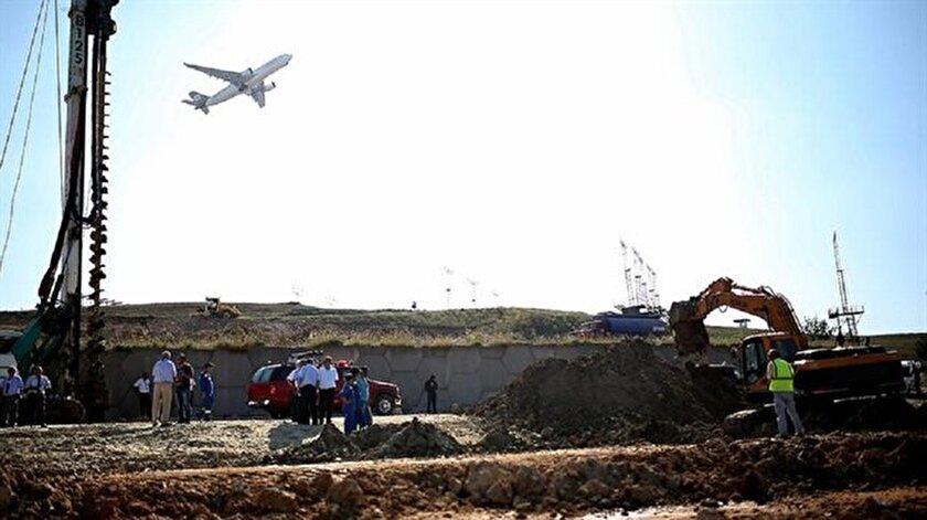 3. Havalimanı için yakıt çiftliği