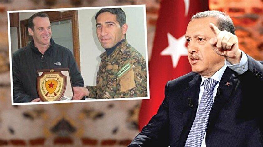 Erdoğandan Obamanın özel temsilcisine fırça