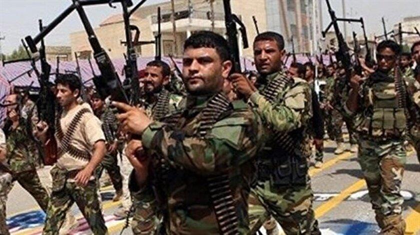 İranın Şii milisleri: Haşdi Şabi