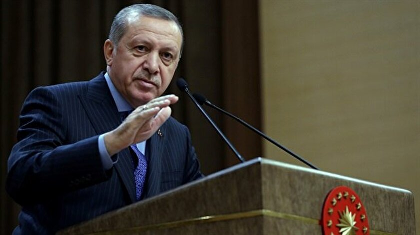 Cumhurbaşkanı Erdoğan: 1923 psikolojisiyle hareket edemeyiz