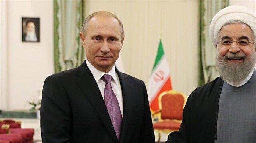 Rusyadan İrana Kırım çağrısı