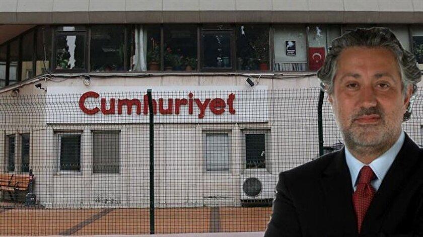 Cumhuriyet gazetesine operasyon: Murat Sabuncu gözaltında