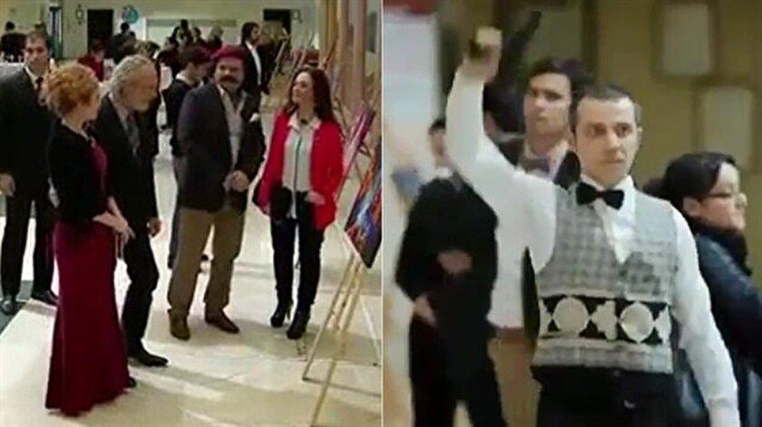 Büyükelçi suikastı STV dizisinde birebir sahnelenmiş