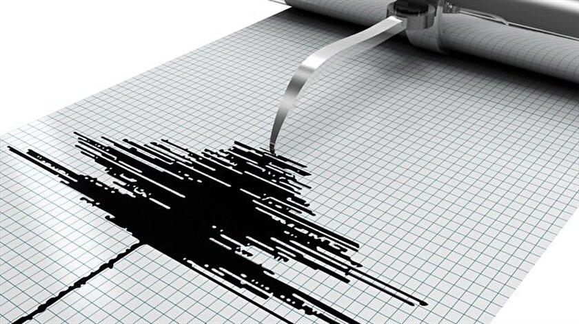 Çeşme açıklarında depremler! Son dakika deprem