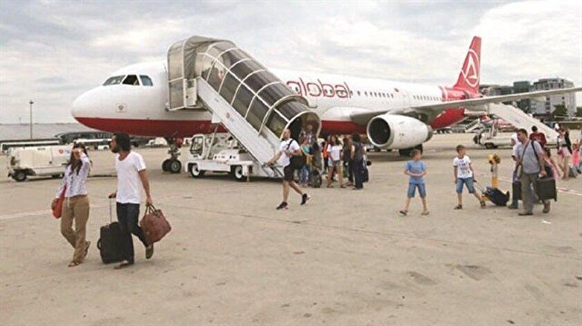 Atlasglobal ile Air France arasında ortak uçuş anlaşması.