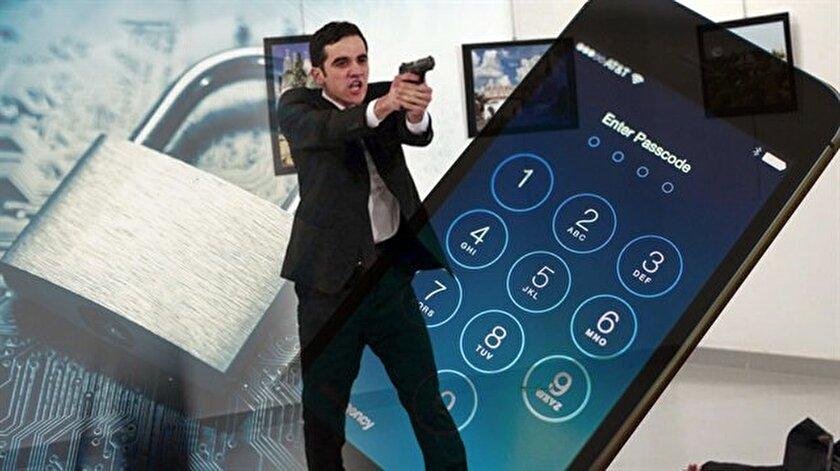 Üst düzey güvenlik önlemleriyle ön plana çıkan iPhone'ların şifresini kırmak neredeyse imkansız.