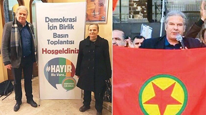 Gözlemciler PKK yandaşı çıktı
