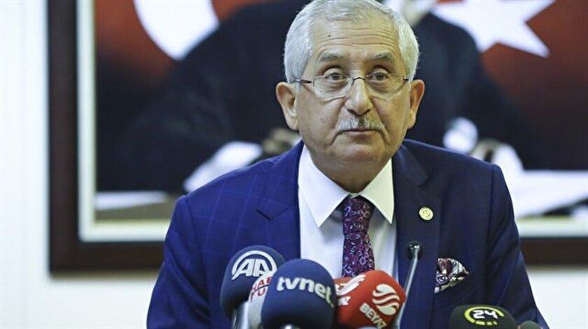 YSK Başkanı: Ben siyasi değilim
