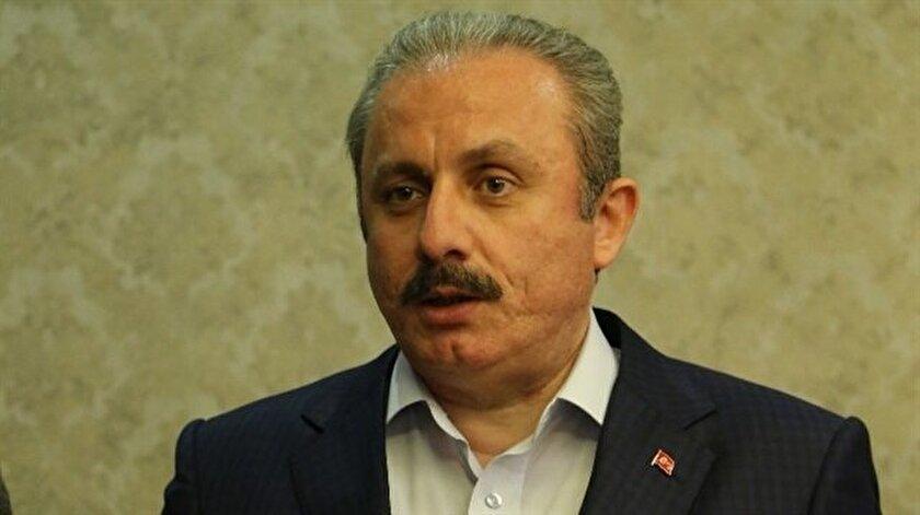 TBMM Anayasa Komisyonu Başkanı Mustafa Şentop