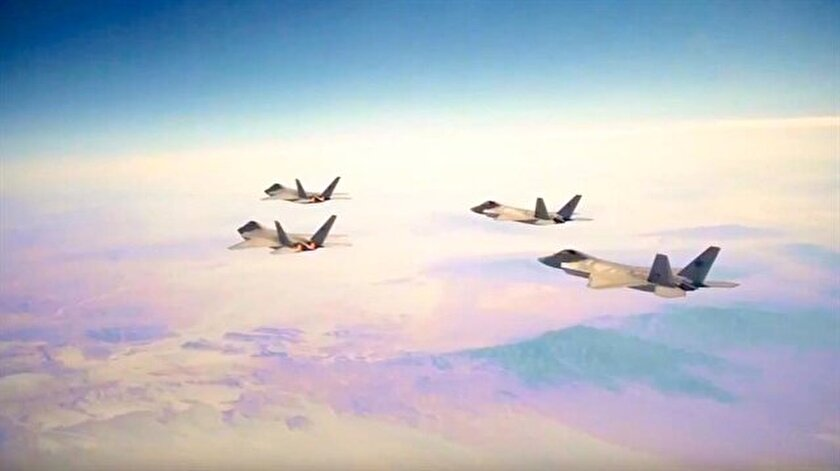 TF-X milli muharip uçağının tanıtım videosu yayınlandı