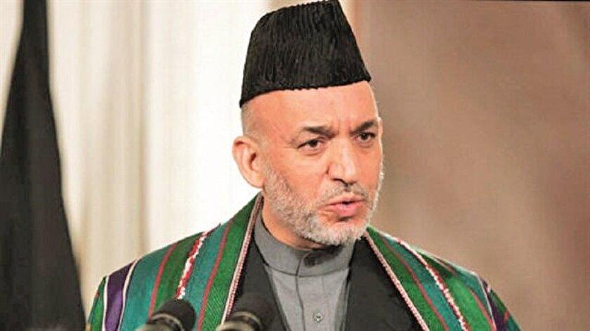 Karzai: DEAŞ ABDnin projesi