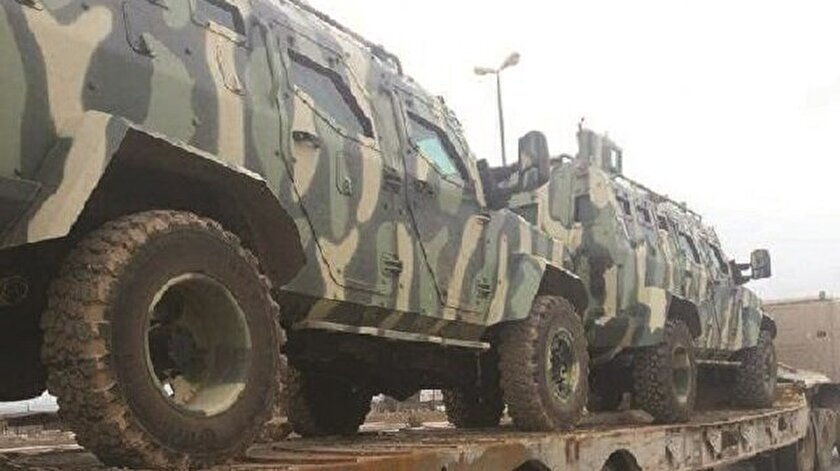 ABDden PKK/PYDye silah  sevkiyatı
