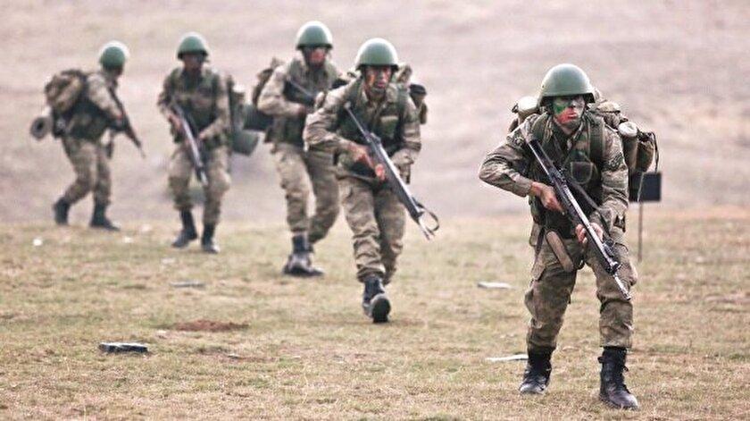 Diyarbakırda 2 askerimiz yaralandı