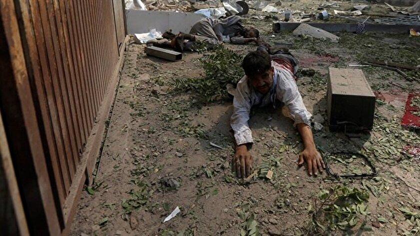 Kabilde bombalı saldırı: 90 ölü