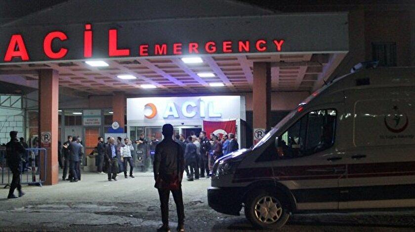 Şırnakta askeri helikopter düştü: 13 askerimiz şehit