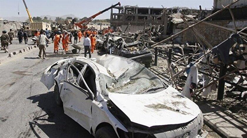 ABD Kabil'deki bombalı saldırıyı kınadı
