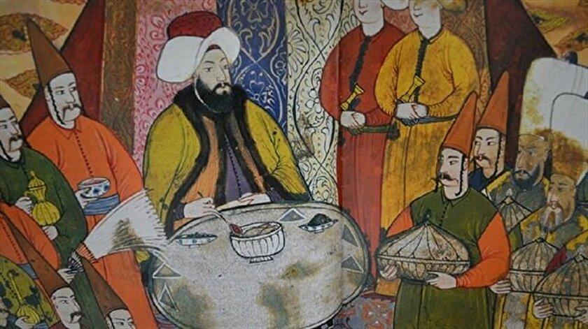 Osmanlı Devleti'nde Ramazan ayında geleneklere son derece önem veriliyordu.