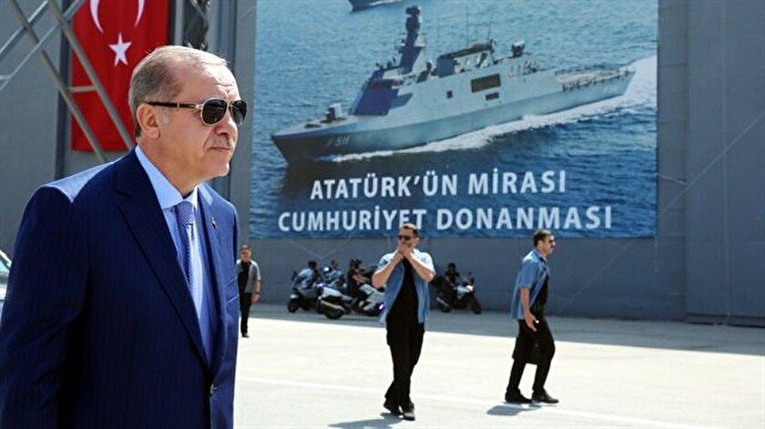 Cumhurbaşkanı Erdoğan Tuzla'da önemli açıklamalarda bulundu.