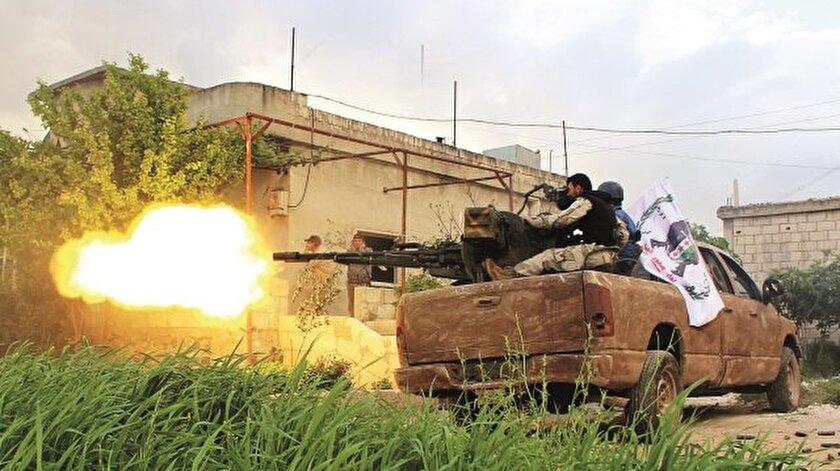 Yeni Suriye senaryosu