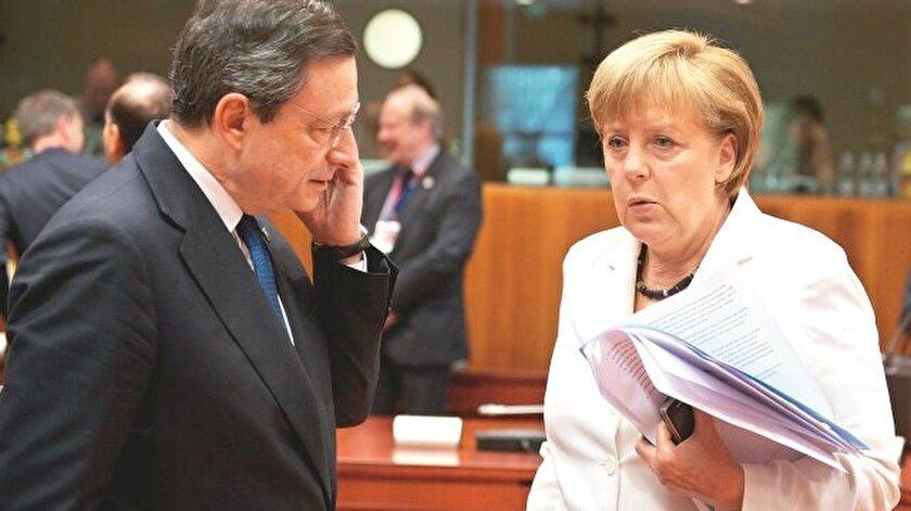 Merkel'e rağmen eleştirdi - Yeni Şafak