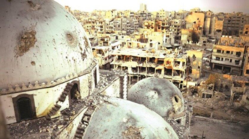 İslam şehirleri yok ediliyor