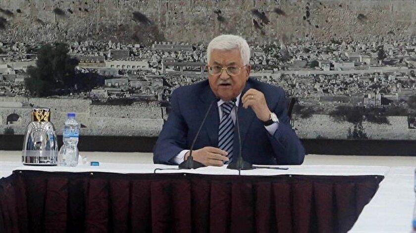 Arşiv: Filistin Devlet Başkanı Mahmud Abbas