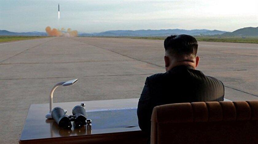 Kuzy Kore lideri Kim Jong-un