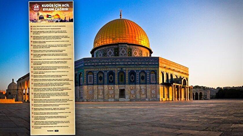 İslam İşbirliği Teşkilatı'nın (İİT) İstanbul zirvesi  şimdiden önemli bir caydırıcı unsur haline geldi.