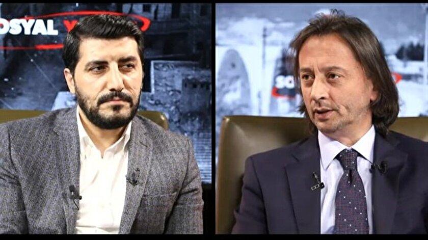 Yeni Şafak Genel Yayın Yönetmeni İbrahim Karagül, Facebook, Twitter ve Instagram'dan yapılan canlı yayında Ersin Çelik'in sorularını yanıtladı.