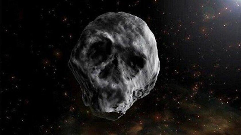 2015 TB145 isimli göktaşı Dünyayı teğet geçecek! Asteroid Dünyaya çarparsa ne olur?