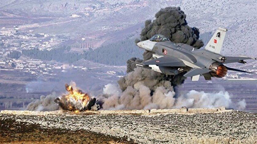 Son dakika haberleri: Afrine Zeytin Dalı Harekâtından dakika dakika gelişmeler