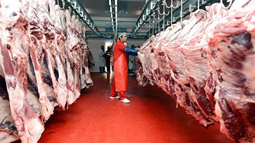 Kırmızı et üretim istatistikleri açıklandı