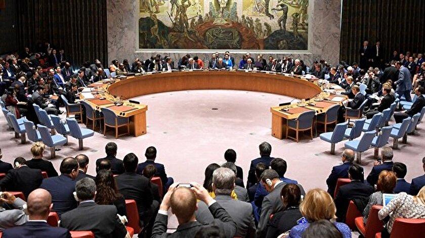 Son dakika.. Birleşmiş Milletlerden Suriye için insani ateşkes kararı