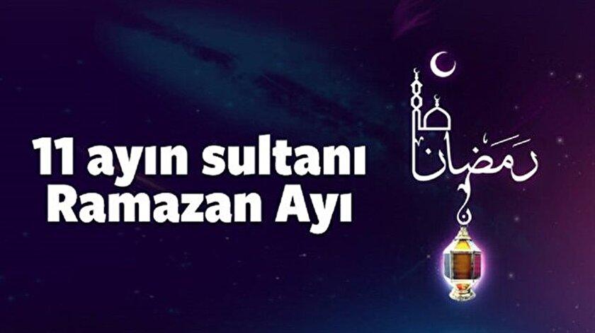 2021 Ramazan imsakiyesi! İlk sahur ilk iftar saatleri