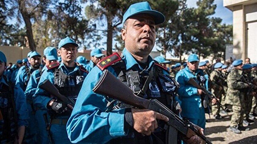 Afrin haberleri: Afrinli 1000 polis yolda
