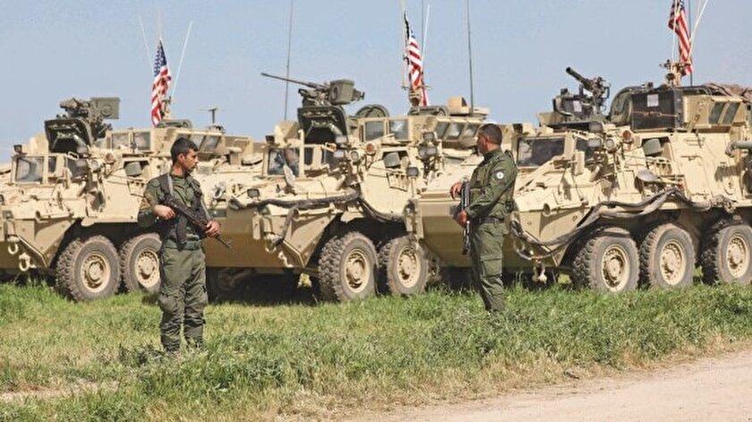 Pentagon, Trump'ın çekilme sözüne rağmen Münbiç'e 300 asker daha yolladı.