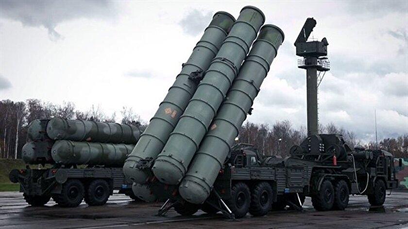 Rusya'nın geliştirdiği S-300 hava sisteminin menzili 250 kilometre.