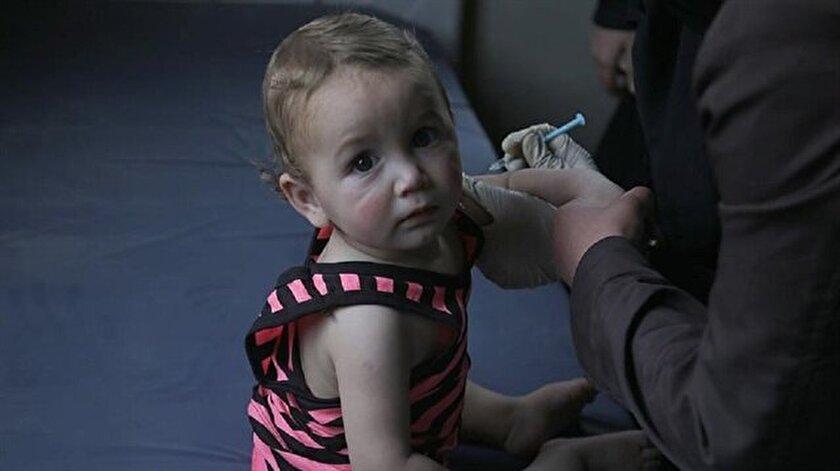 Aşıyı yaptırmamak sadece sizin çocuğunuzu riske atmıyor, aşılanan çocuğu da riske atıyor.