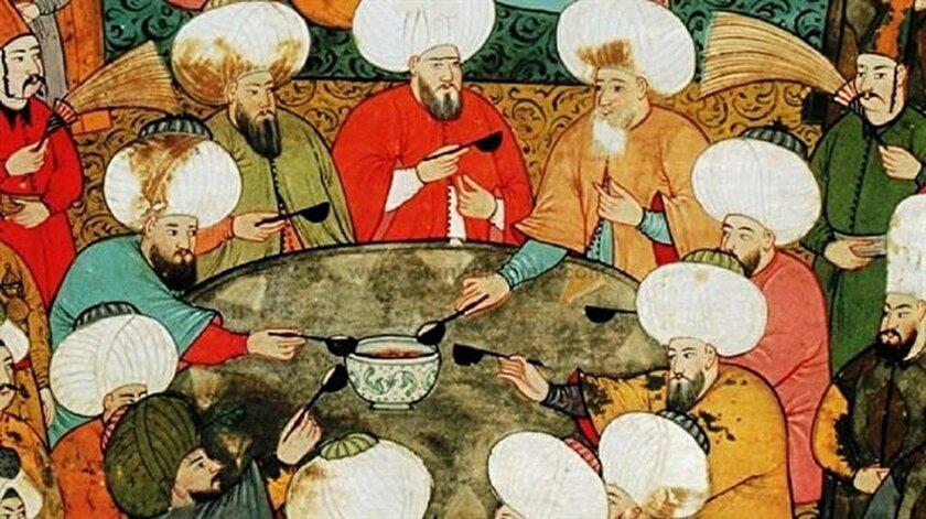 Osmanlıda Ramazan sofrası