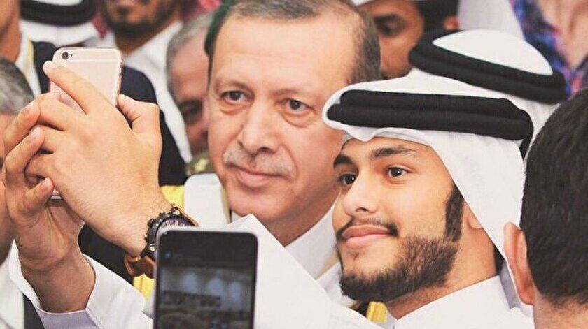 """""""Erdoğan'ı bize  ödünç verin"""""""