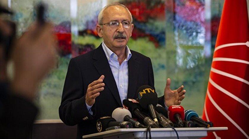 CHP lideri Kılıçdaroğlu, seçim sonuçlarıyla ilgili açıklama yaptı.