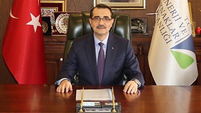 Cumhurbaşkanlığı Hükümet Sistemi'nin ilk Enerji ve Tabii Kaynaklar Bakanı Fatih Dönmez