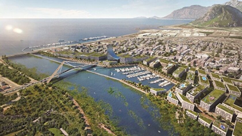 Yap-işlet-devret modeli Kanal İstanbul'da da uygulanacak.