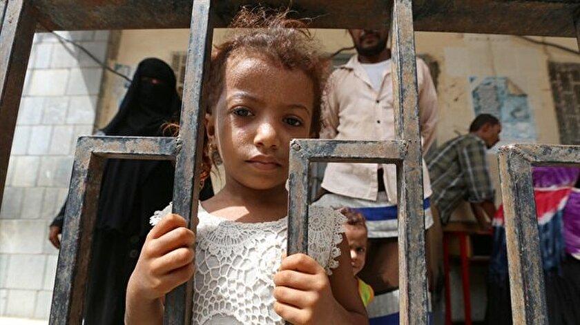 BM: Yemende yüz binlerce sivil dehşet içinde